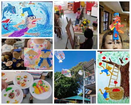Campsie 兒童創意工作坊2020第三學期8月13日(週四),8月15日(週六)開課