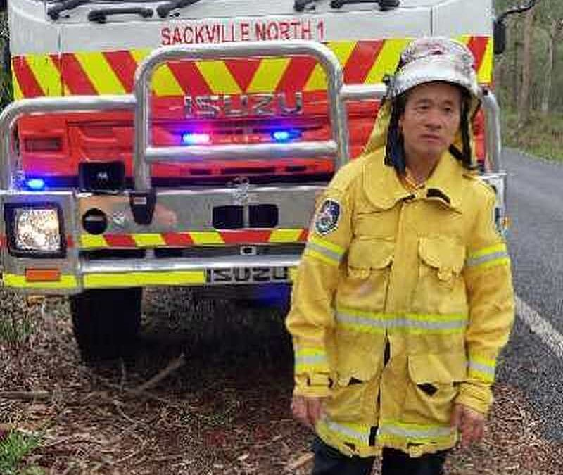 不畏生死,勇赴火場  — 與義務消防員David Poon 的一席談
