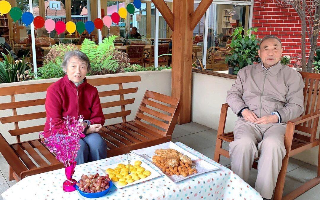 相互扶持與陪伴,結髮恩愛兩不疑 — 記一對年長夫妻的浪漫約會