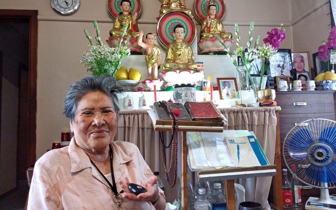 孤單卻不孤獨 — 分享越南社區曹太太的故事點滴
