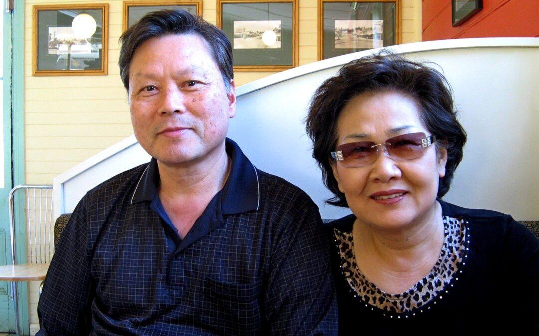 從絕望的生活到美好的人生 —  一對韓裔夫婦的故事